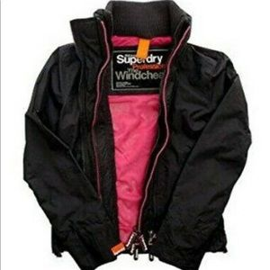 Women's Superdry Windcheater Jacket NWOT